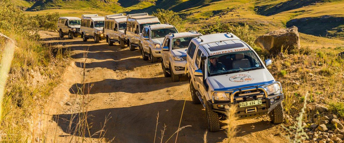 Sanipass Tours Vehicle Fleet