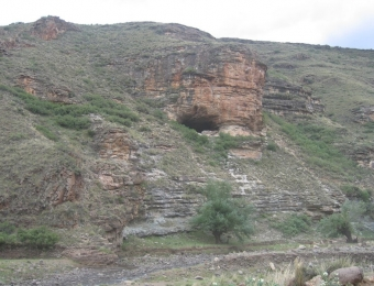 Patiseng Cave Dwelling